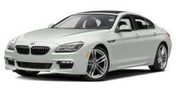 BMW 6 Series (640i GrandCoupe M Sport)