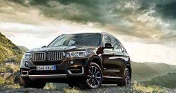 BMW X5 Series (X5 xDrive 3.5i xLine)