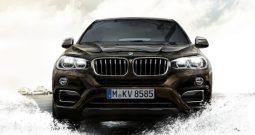 BMW X6 Series (X6 xDrive 3.5i M Sport)