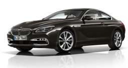 BMW 6 Series (640i Coupe M Sport)