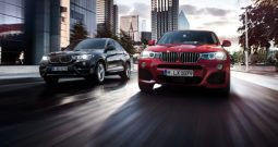 BMW X4 Series (X4 xDrive 2.8i M Sport)