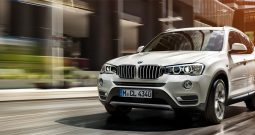 BMW X3 Series (X3 xDrive 2.0i)